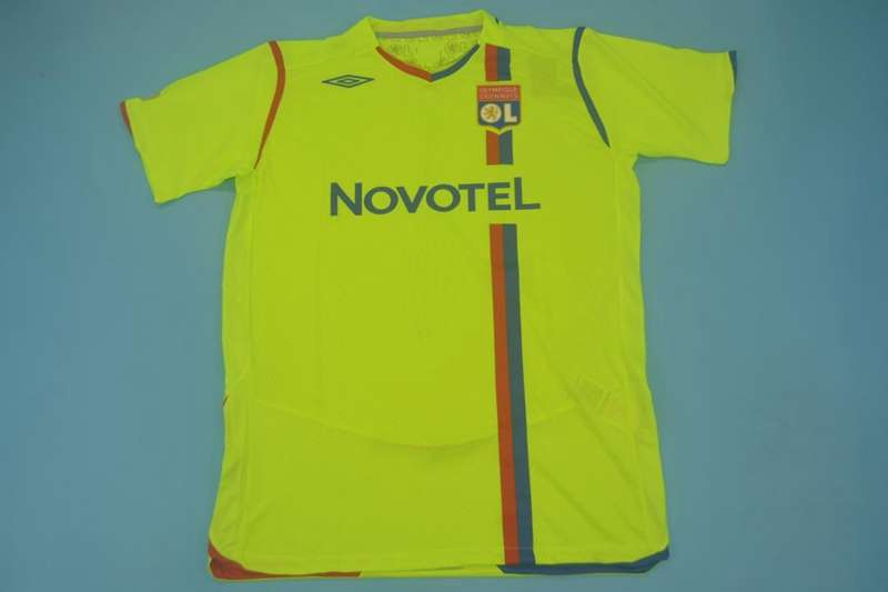 AAA Quality Lyon 2008/09 Third Retro Soccer Jersey